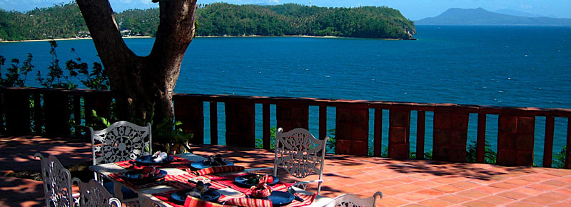 puerto galera villa Kasbah remo holiday rental