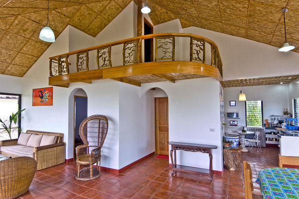 overview of the inside of the house