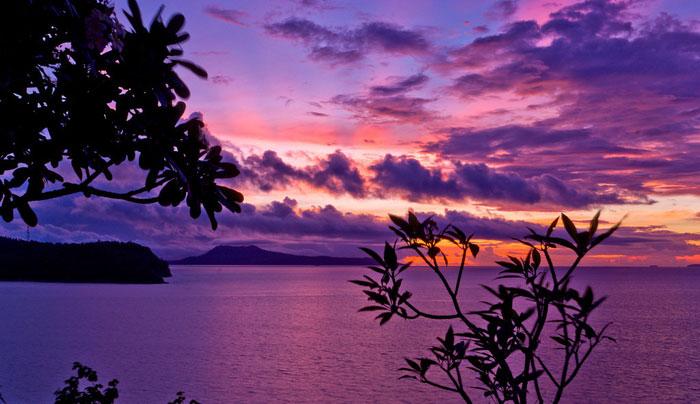 Punta Del Este witnesses magnificent sunrises